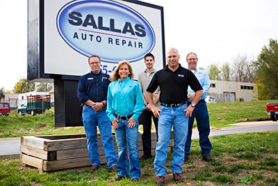 Sallas Auto KC Team