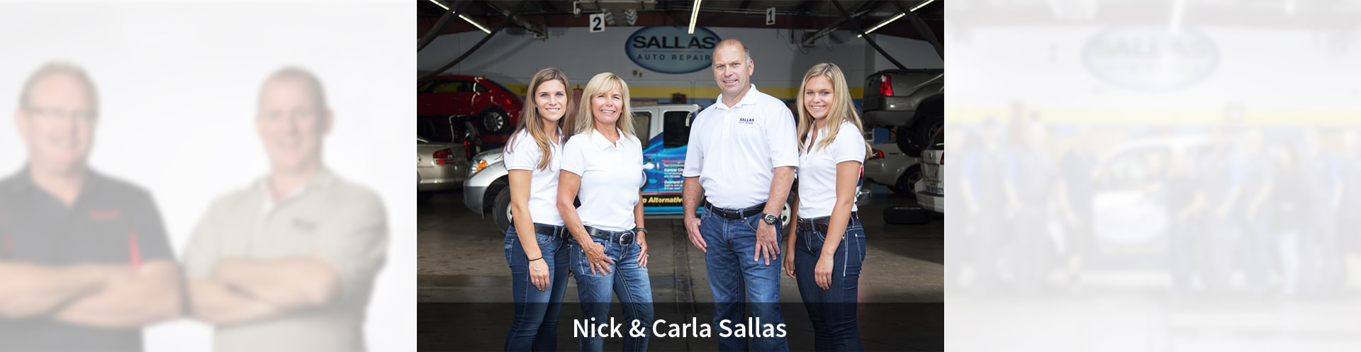 Sallas Auto Repair - Kansas City - Overland Park
